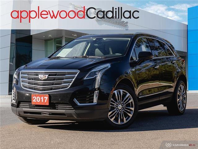 2017 Cadillac XT5 Premium Luxury (Stk: 169662P) in Mississauga - Image 1 of 27