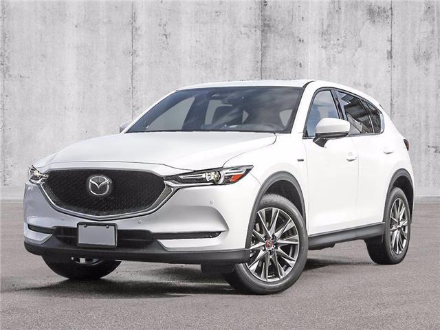 2021 Mazda CX-5 GT w/Turbo (Stk: 100226) in Dartmouth - Image 1 of 23