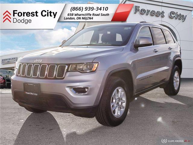 2020 Jeep Grand Cherokee Laredo (Stk: DE0058) in Sudbury - Image 1 of 16