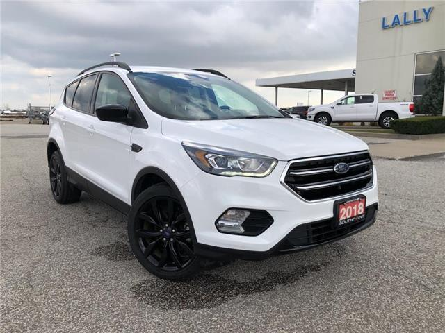 2018 Ford Escape SE (Stk: S27086A) in Leamington - Image 1 of 23