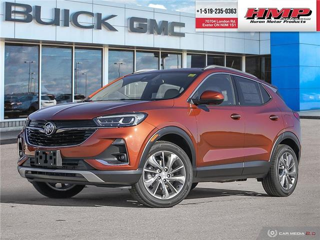 2021 Buick Encore GX Essence (Stk: 88873) in Exeter - Image 1 of 27
