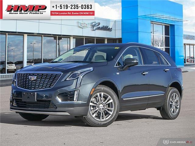 2021 Cadillac XT5 Premium Luxury (Stk: 88831) in Exeter - Image 1 of 27
