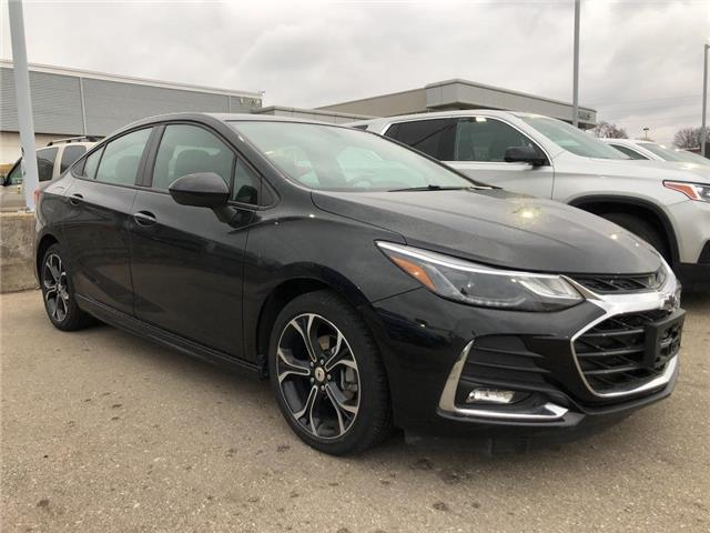 2019 Chevrolet Cruze LT (Stk: 139079) in Waterloo - Image 1 of 25