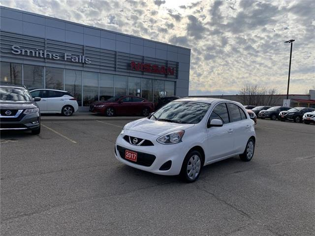 2017 Nissan Micra SV (Stk: P2111) in Smiths Falls - Image 1 of 14