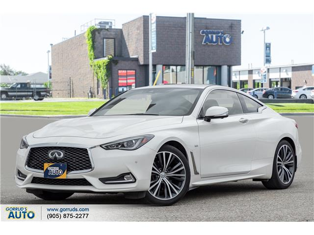 2017 Infiniti Q60 3.0T (Stk: 553610) in Milton - Image 1 of 25