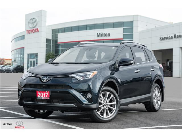 2017 Toyota RAV4 Limited (Stk: 636078) in Milton - Image 1 of 23