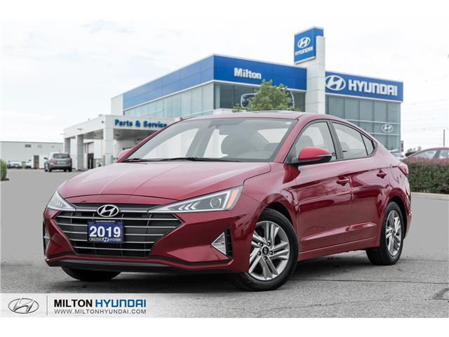 2019 Hyundai Elantra Preferred (Stk: 877323) in Milton - Image 1 of 20