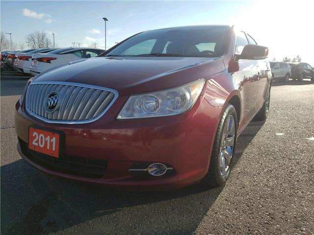 2011 Buick LaCrosse CXL (Stk: LY275960A) in Bowmanville - Image 1 of 31