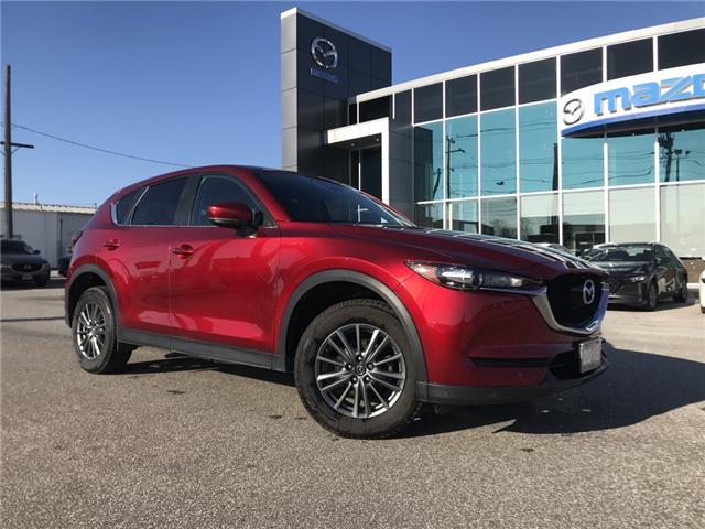 2018 Mazda CX-5 GS (Stk: UM2506) in Chatham - Image 1 of 20