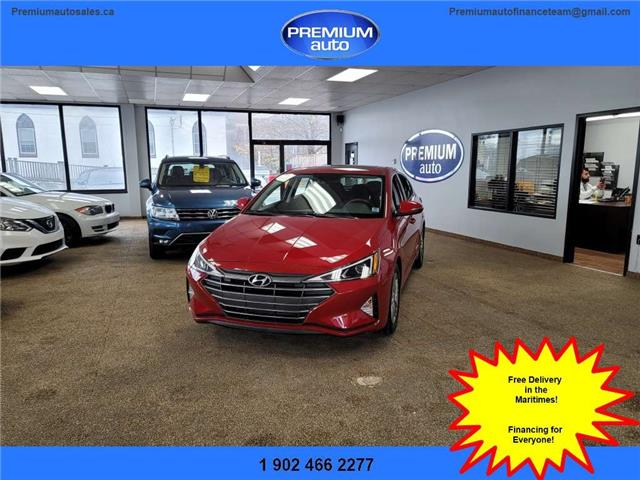 2020 Hyundai Elantra Preferred w/Sun & Safety Package (Stk: 063396) in Dartmouth - Image 1 of 22