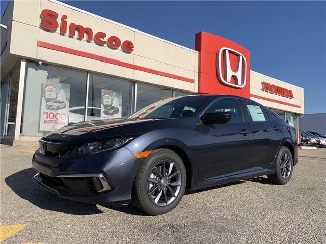 2021 Honda Civic EX (Stk: 21010) in Simcoe - Image 1 of 18