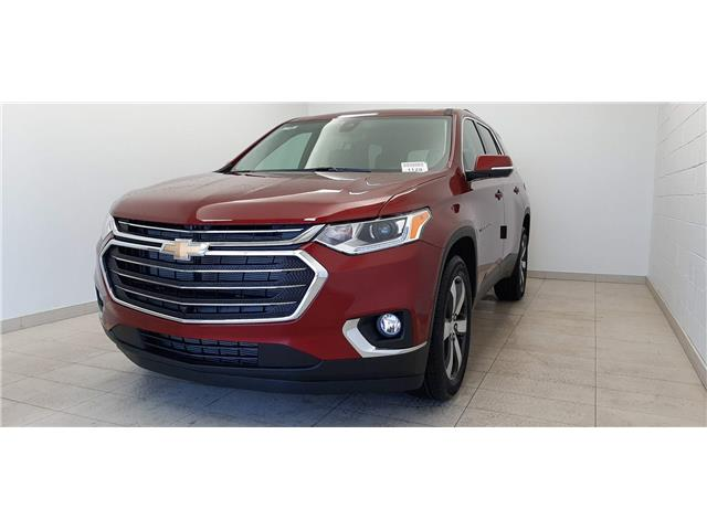 2021 Chevrolet Traverse LT True North (Stk: 11508) in Sudbury - Image 1 of 14