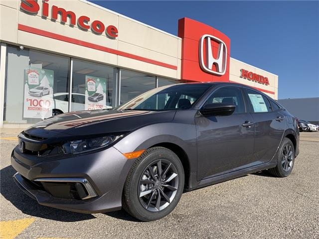 2021 Honda Civic EX (Stk: 21009) in Simcoe - Image 1 of 19
