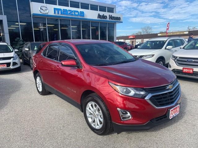2019 Chevrolet Equinox LT (Stk: M4400) in Sarnia - Image 1 of 6