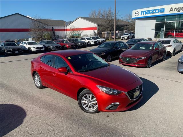 2014 Mazda Mazda3 GS-SKY (Stk: 1700A) in Peterborough - Image 1 of 12