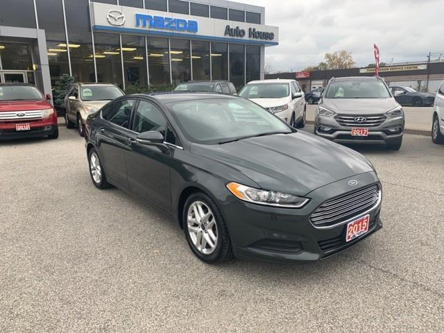 2015 Ford Fusion SE (Stk: M4375) in Sarnia - Image 1 of 9