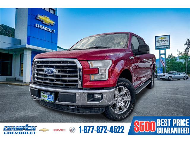 2016 Ford F-150  (Stk: 20-149A) in Trail - Image 1 of 25