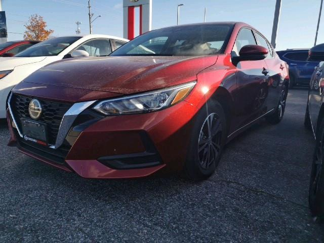 2020 Nissan Sentra SV (Stk: CLY268302) in Cobourg - Image 1 of 1