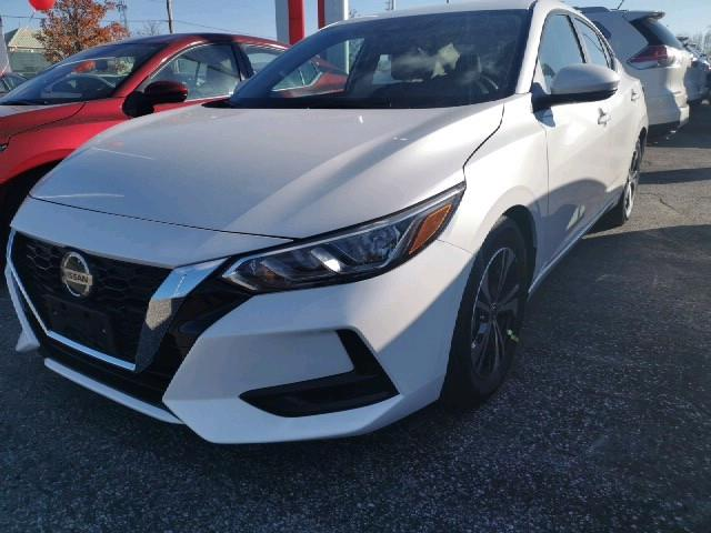 2020 Nissan Sentra SV (Stk: CLY298293) in Cobourg - Image 1 of 4