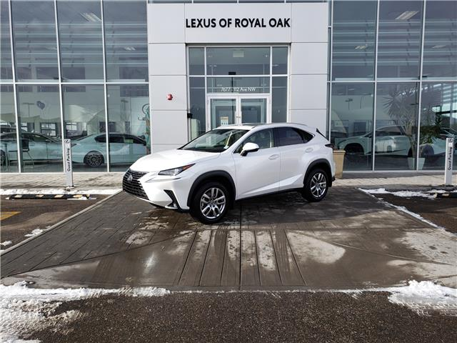 2021 Lexus NX 300 Base (Stk: L21083) in Calgary - Image 1 of 13