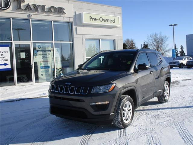 2018 Jeep Compass Sport (Stk: 2001891) in Regina - Image 1 of 35