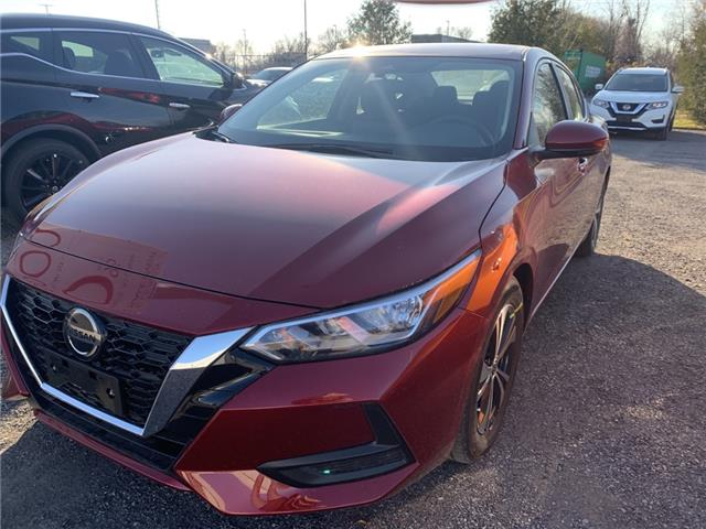 2020 Nissan Sentra SV (Stk: CLY304245) in Cobourg - Image 1 of 1