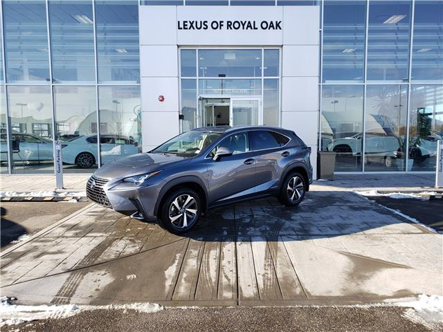2021 Lexus NX 300h Base (Stk: L21085) in Calgary - Image 1 of 13