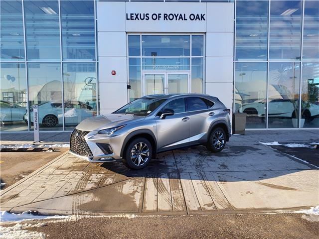 2021 Lexus NX 300 Base (Stk: L21109) in Calgary - Image 1 of 13