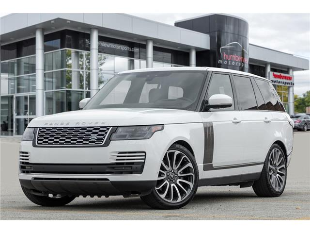 2020 Land Rover Range Rover 5.0L V8 Supercharged P525 HSE (Stk: 20HMS1257) in Mississauga - Image 1 of 31
