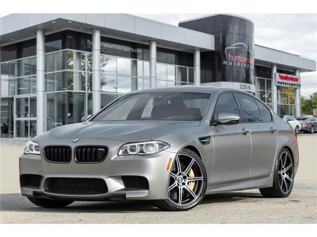 2015 BMW M5  (Stk: 20HMS1263) in Mississauga - Image 1 of 33