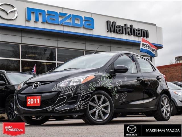2011 Mazda Mazda2  (Stk: P2032) in Markham - Image 1 of 26