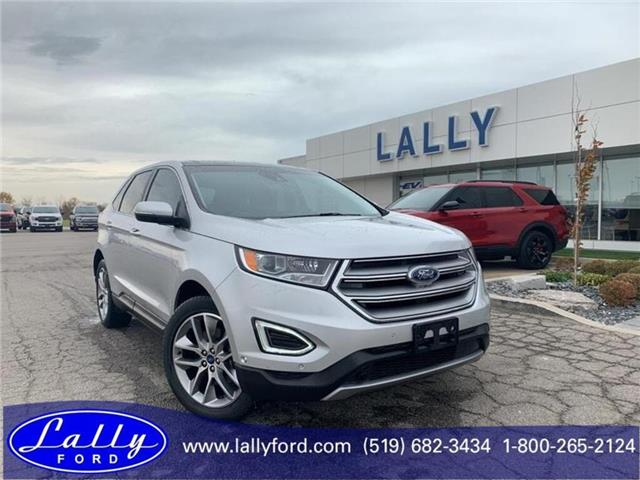 2018 Ford Edge Titanium (Stk: 5550A) in Tilbury - Image 1 of 21