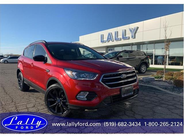 2018 Ford Escape SE (Stk: 26517A) in Tilbury - Image 1 of 18