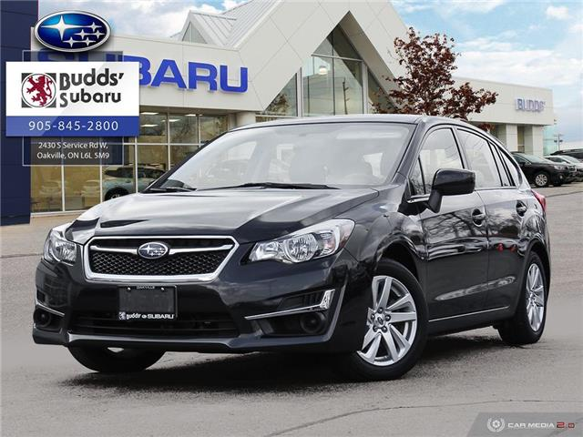 2016 Subaru Impreza 2.0i Touring Package (Stk: PS2344) in Oakville - Image 1 of 28