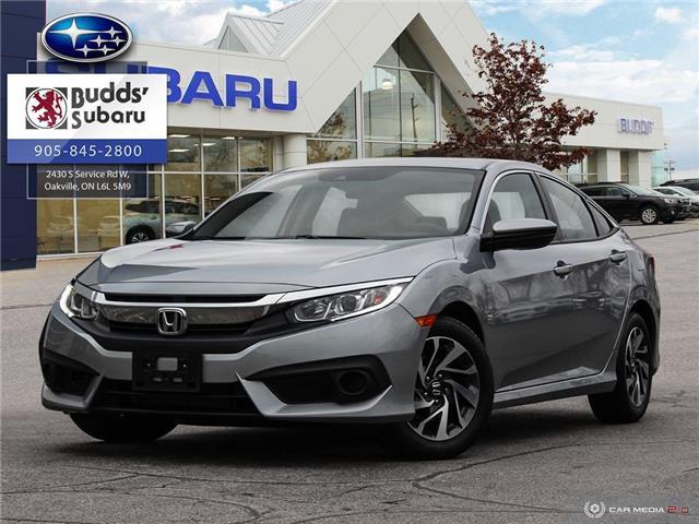 2018 Honda Civic SE (Stk: X21137A) in Oakville - Image 1 of 28