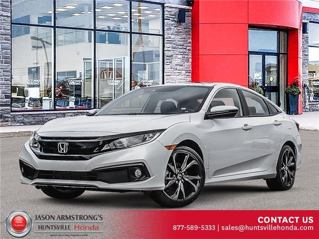 2021 Honda Civic Sport (Stk: 221018) in Huntsville - Image 1 of 23