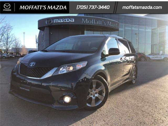 2012 Toyota Sienna SE 8 Passenger (Stk: 28590A) in Barrie - Image 1 of 24
