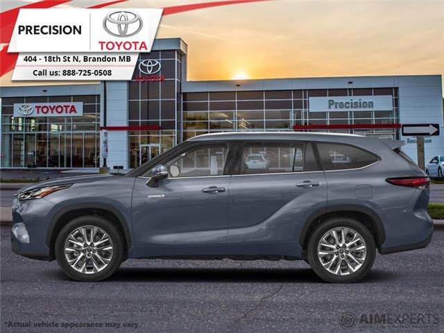 2021 Toyota Highlander Hybrid Limited (Stk: 21062) in Brandon - Image 1 of 1