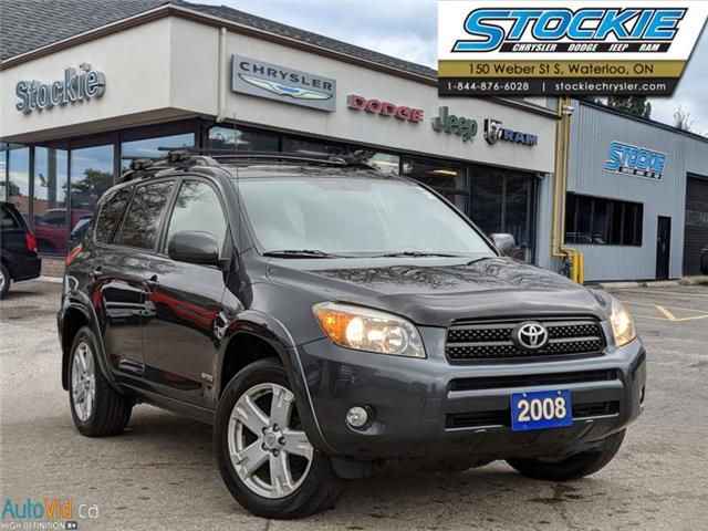 2008 Toyota RAV4 Sport (Stk: 35294) in Waterloo - Image 1 of 25