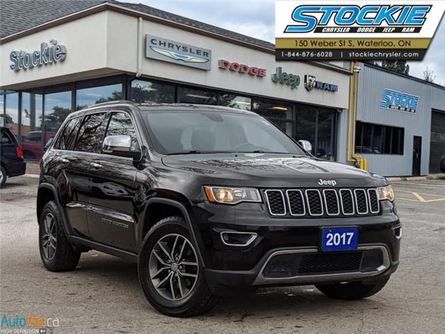 2017 Jeep Grand Cherokee Limited (Stk: 35337) in Waterloo - Image 1 of 28