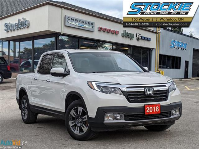 2018 Honda Ridgeline Touring (Stk: 35340) in Waterloo - Image 1 of 27