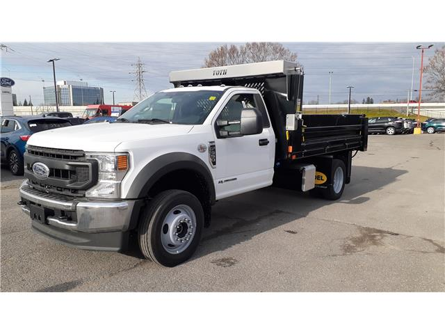 2020 Ford F-550 Chassis XL (Stk: 2009240) in Ottawa - Image 1 of 9