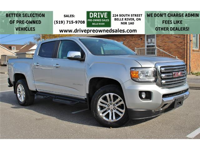 2017 GMC Canyon SLT (Stk: D0316) in Belle River - Image 1 of 25