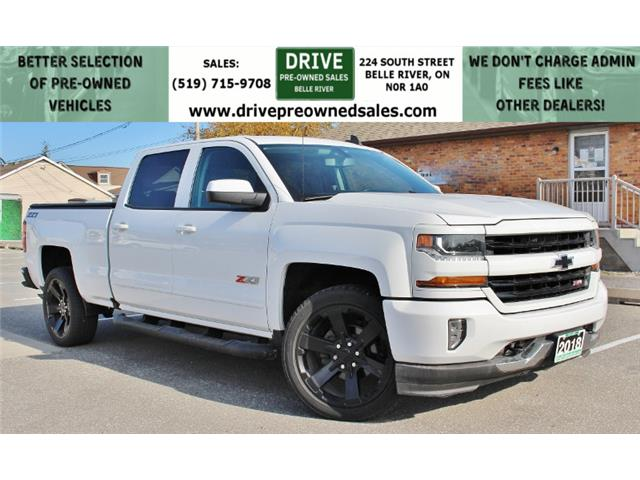 2018 Chevrolet Silverado 1500 2LT (Stk: D0323) in Belle River - Image 1 of 25