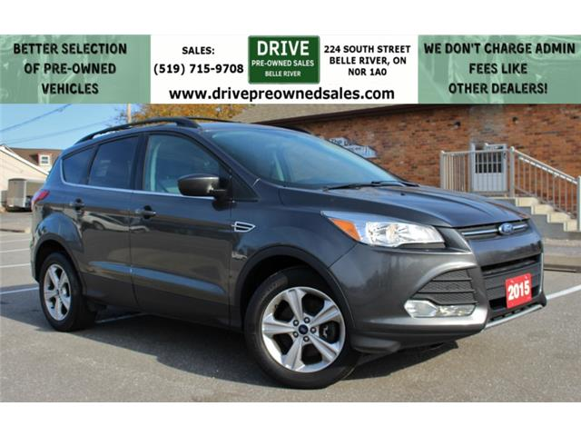 2015 Ford Escape SE (Stk: D0322) in Belle River - Image 1 of 26