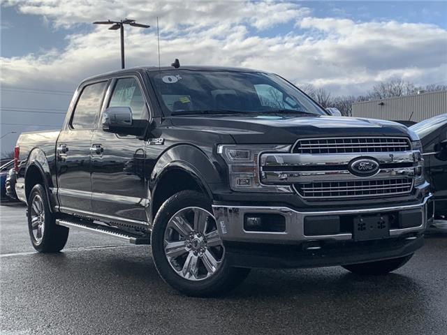 2020 Ford F-150 Lariat (Stk: 20T1103) in Midland - Image 1 of 16