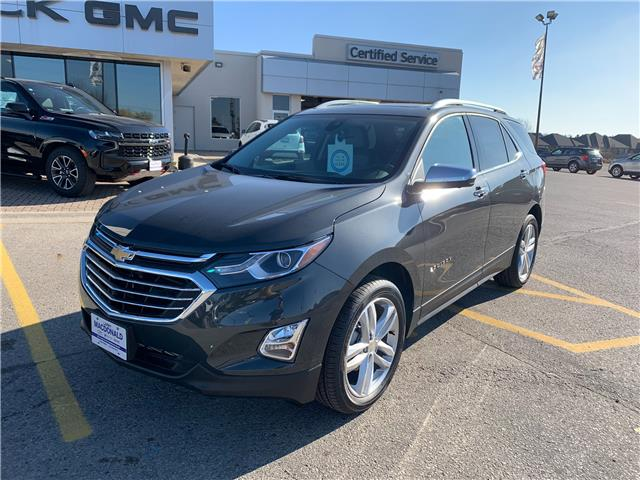 2021 Chevrolet Equinox Premier (Stk: 47158) in Strathroy - Image 1 of 9