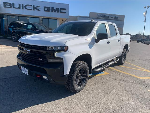 2021 Chevrolet Silverado 1500 LT Trail Boss (Stk: 47013) in Strathroy - Image 1 of 6