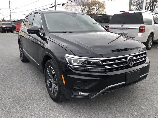 2018 Volkswagen Tiguan Highline (Stk: 20367A) in Cornwall - Image 1 of 30