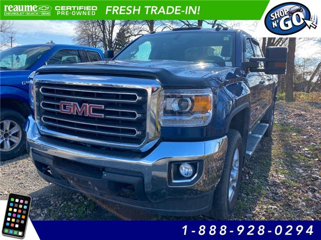2019 GMC Sierra 2500HD SLE (Stk: 20-0082A) in LaSalle - Image 1 of 4